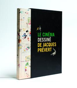 Le cinéma dessiné de Jacques Prévert